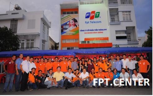 Cáp quang FPT Thành Phố Thủ Dầu Một Bình Dương