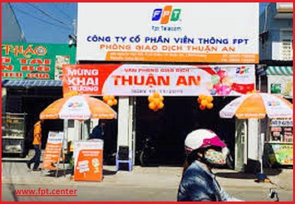 Văn Phòng Giao Dịch FPT Thuận An chi nhánh 380 Nguyễn Văn Tiết