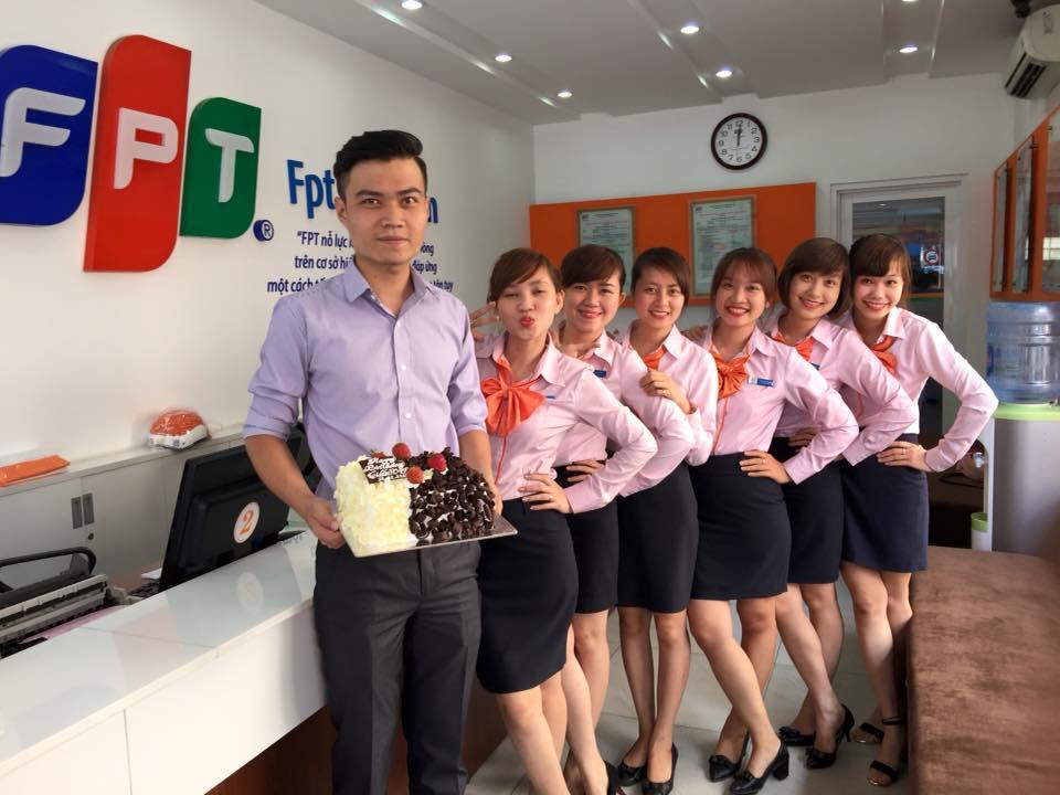 Khai trương phòng giao dịch FPT chi nhánh Cao Bằng tại đường Kim Đồng