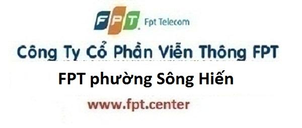 Lắp đặt internet wifi FPT phường Sông Hiến thành phố Cao Bằng