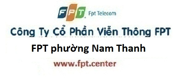 Lắp internet wifi FPT phường Nam Thanh thành phố Điện Biên Phủ