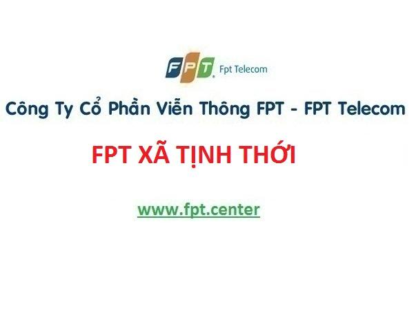 Đăng ký lắp internet fpt xã Tịnh Thới