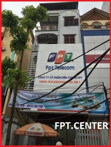 Cáp Quang FPT Quận Cầu Giấy