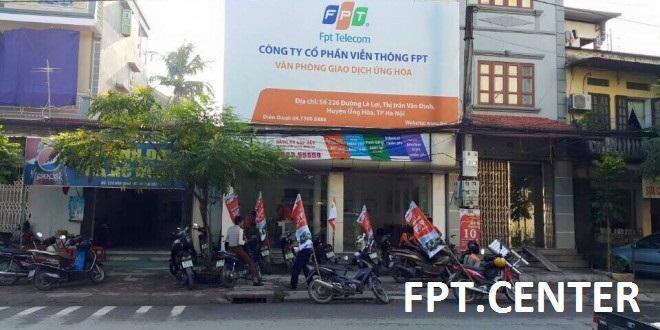 Đăng ký internet FPT huyện Ứng Hòa Hà Nội
