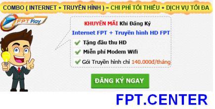 Cáp quang FPT Quận Ba Đình