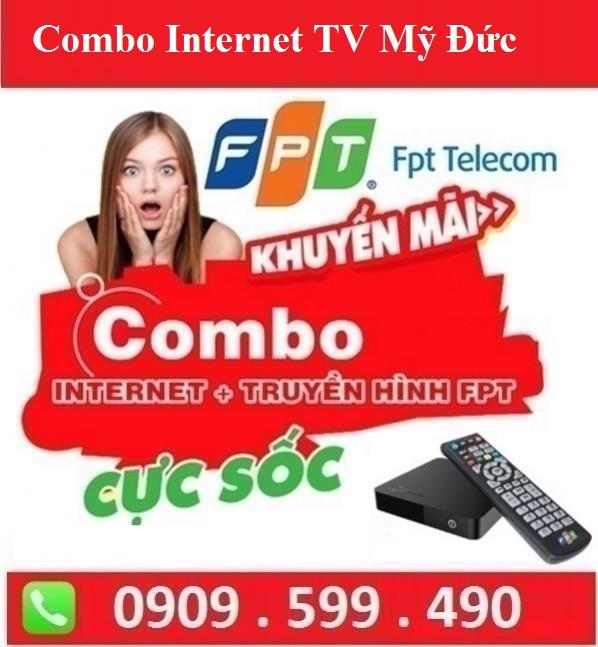 Gói Combo Internet Truyền Hình FPT Huyện Mỹ Đức Hà Nội