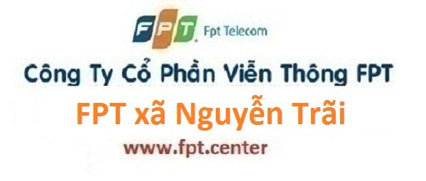 Đăng ký internet FPT xã Nguyễn Trãi tại Thường Tín Hà Nội