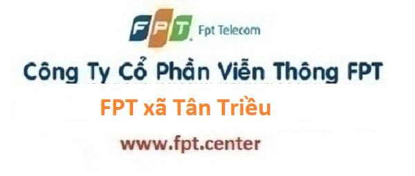Lắp mạng cáp quang FPT xã Tân Triều tại Thanh Trì Hà Nội