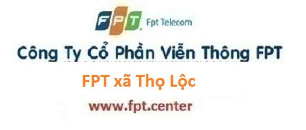 Lắp internet wifi FPT xã Thọ Lộc ở Phúc Thọ Hà Nội