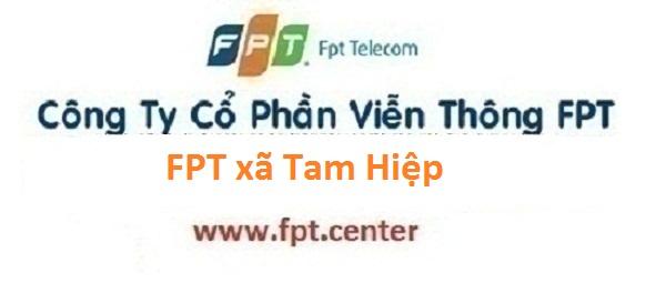 Đăng ký mạng FPT xã Tam Hiệp huyện Phúc Thọ Hà Nội