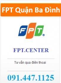 Lắp mạng FPT Quận Ba Đình, đăng ký internet FPT quận ba đình, lắp đặt truyền hình FPT Quận Ba Đình, cáp quang FPT quận Ba Đình