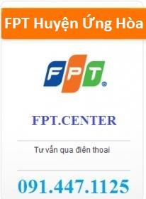Khách hàng có nhu cầu lắp đặt cáp quang FPT huyện ứng hòa hay lắp đặt truyền hình FPT huyện ứng hòa chỉ cần gọi ngay hotline tổng đài đăng ký mạng FPT huyện Ứng hòa là được