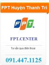 Cáp quang FPT Huyện Thanh Trì Hà Nội, lắp mạng FPT huyện Thanh Trì, đăng ký internet FPT huyện Thanh Trì, lắp đặt truyền hình FPT huyện Thanh Trì TP, Hà Nội
