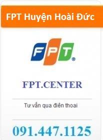 Cáp quang FPT Huyện Hoài Đức Hà Nội