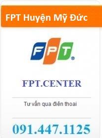 Cáp quang FPT Huyện Mỹ Đức Hà Nội