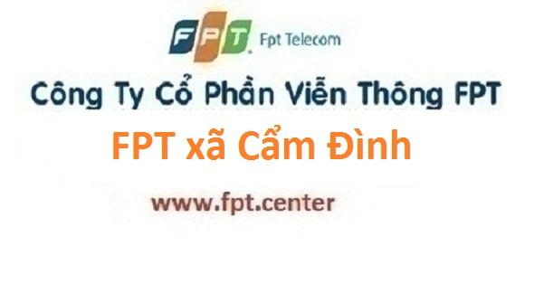 Đăng ký lắp internet truyền hình FPT xã Cẩm Đình ở Phúc Thọ