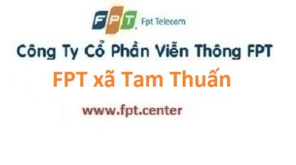 Lắp đặt mạng truyền hình FPT xã Tam Thuấn ở Phúc Thọ