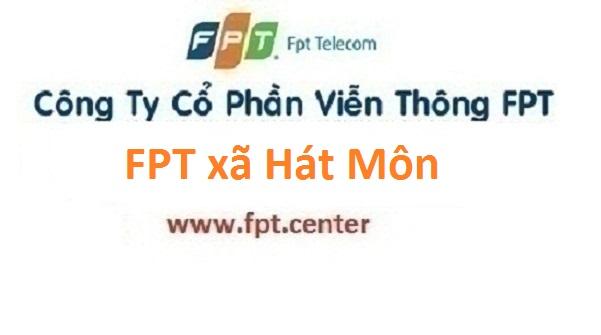 Lắp đặt mạng truyền hình FPT xã Hát Môn ở Phúc Thọ