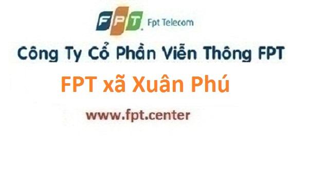 Đăng ký lắp đặt internet FPT xã Xuân Phú ở Phúc Thọ giá rẻ