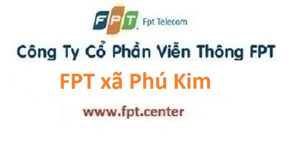 Lắp đặt internet FPT xã Phú Kim tại Thạch Thất giá rẻ