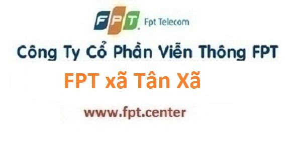 Đăng ký internet truyền hình FPT xã Tân Xã tại Thạch Thất