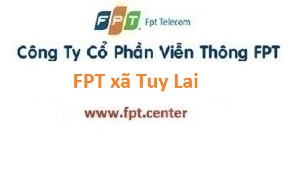 Lắp đặt truyền hình FPT xã Tuy Lai tại Mỹ Đức giá rẻ