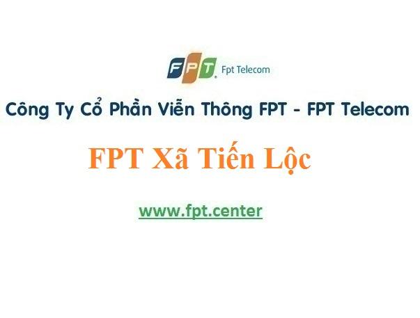 Lắp Đặt Mạng FPT Xã Tiến Lộc Ở Huyện Can Lộc Tỉnh Hà Tĩnh