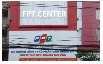 Phòng giao dịch internet FPT Quận Tân Bình nằm tại 340E - 340F hoàng văn thụ, phường 4, quận tân bình, tphcm cho khách hàng đăng ký mới