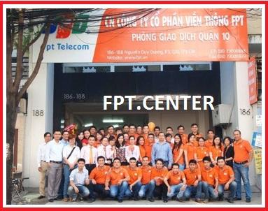 Lắp đặt internet FPT Quận 10 siêu khuyến mãi 100%