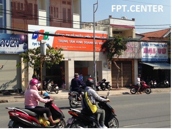 FPT Quận gò vấp nằm tại 316 nguyễn văn lượng, phường 17, quận gò vấp, tphcm