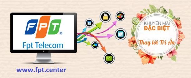 Lắp đặt mạng internet FPT Quận 3 sẽ được khuyến mãi miễn phí nếu khách hàng trả trước 6 tháng hay 12 tháng cước trên địa bàn FPT quận 3
