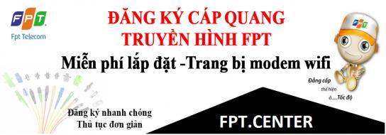 Lắp đặt cáp quang FPT huyện Bình Chánh siêu khuyến mãi
