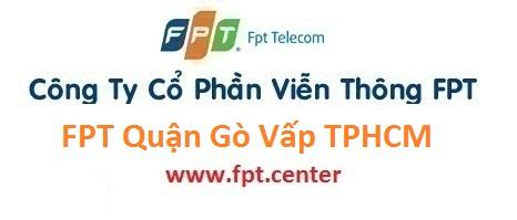 Đăng ký internet FPT Gò Vấp nhận ngay nhiều ưu đãi hấp dẫn với các chương trình khuyến mãi lắp đặt mạng FPT Gò Vấp TPHCM miễn phí trong năm 2016