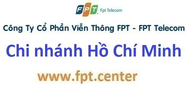 Bảng báo giá cáp quang FPT Hồ Chính Minh giai đoạn 2017 - 2018