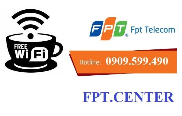 Báo giá lắp cáp quang FPT Hóc Môn TPHCM - miễn phí modem WIFI 100%