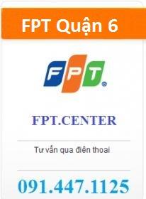 Đăng ký internet FPT quận 6, lắp đặt mạng FPt Quận 6, đăng ký cáp quang FPT Quận 6, lắp đặt truyền hình FPT Quận 6, lắp đặt dịch vụ internet FPT quận 6 TPHCM