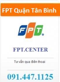 Cáp quang gia đình FPT Tân Bình | cáp quang Tân Bình