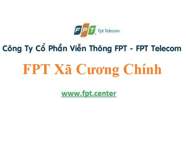Lắp Đặt Mạng FPT Xã Cương Chính Tại Huyện Tiên Lữ Tỉnh Hưng Yên