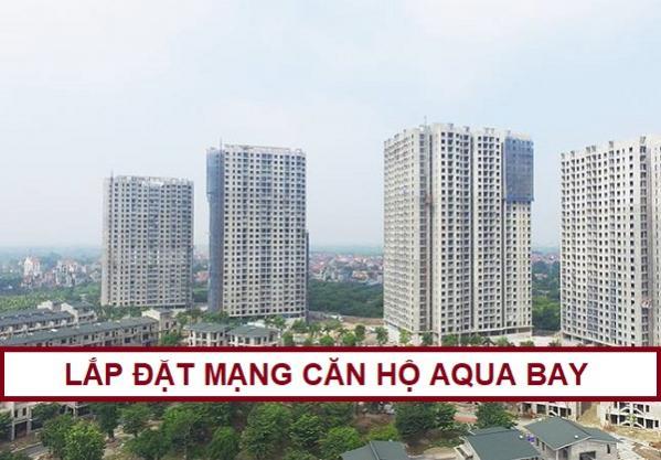 Đăng ký lắp đặt cáp quang chung cư Aqua Bay Sky Residence