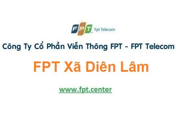Lắp Đặt Mạng Fpt Xã Diên Lâm Ở Huyện Diên Khánh tỉnh Khánh Hòa