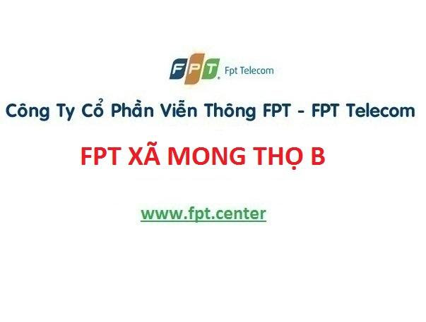 Lắp mạng Fpt xã Mong Thọ B