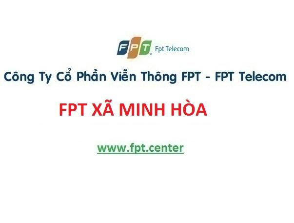 Lắp mạng Fpt xã Minh Hòa