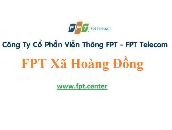 Lắp Đặt Mạng FPT Xã Hoàng Đồng Thành Phố Lạng Sơn Khuyến Mãi Lớn