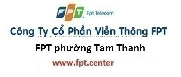 Lắp đặt internet wifi FPT phường Tam Thanh thành phố Lạng Sơn