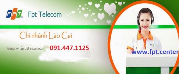 Đăng ký internet FPT Lào Cai giá cực rẻ