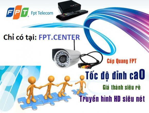 Đăng ký Internet FPT Huyện Cần Giuộc Long An