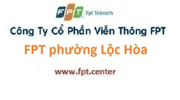 Lắp đặt internet FPT phường Lộc Hòa thành phố Nam Định