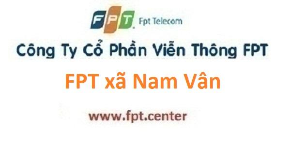 Lắp đặt mạng FPT xã Nam Vân tại TP Nam Định