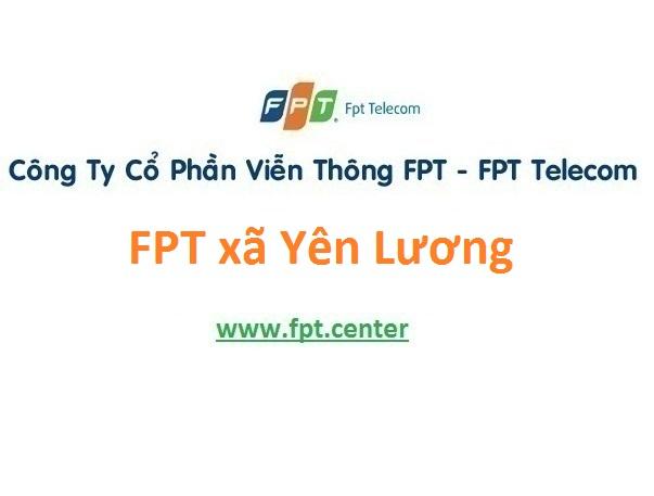 FPT xã Yên Lương