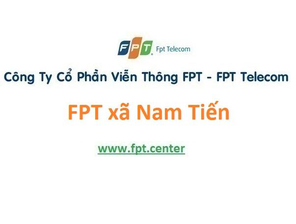 FPT xã Nam Tiến